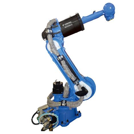 MS80WⅡ(焊接机器人系统)