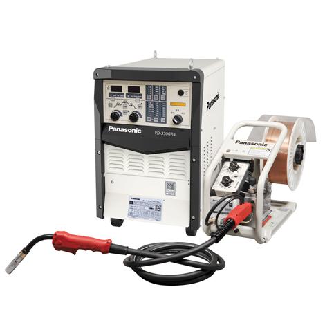 熔化极气保焊机(MIG/MAG)350GR4