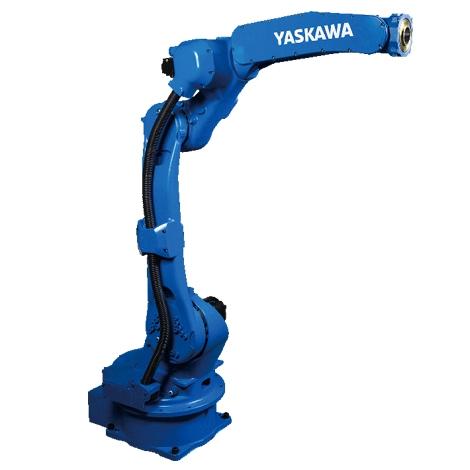 MOTOMAN-GP25(机器人手臂结构)