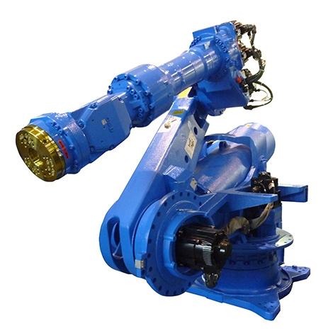 ES165RDⅡ(焊接机器人操作)