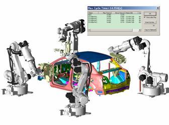 走进安川机器人村,安川首钢机器人研发实力让人畏惧