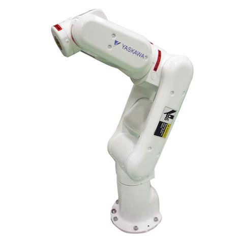 自动铝焊机器人简介