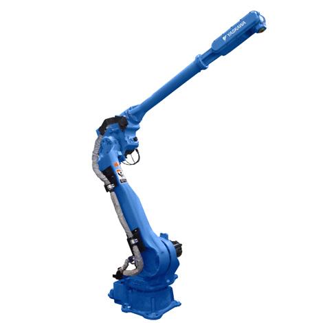 安川首钢机器人主要类型有哪些?