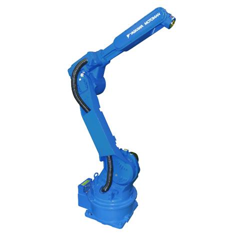 关于安川机器人驱动器维修故障处理方法